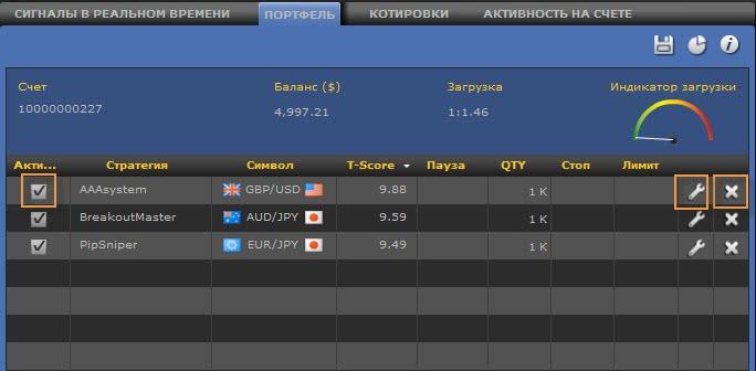 Aforex Mirror Trader