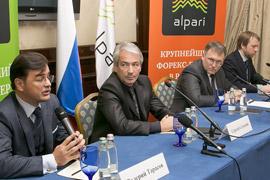 Альпари подводит предварительные итоги года и озвучивает основные показатели операционной деятельности