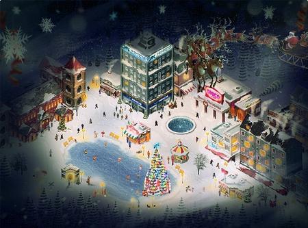 Новогодняя акция Волшебная зима с MMCIS