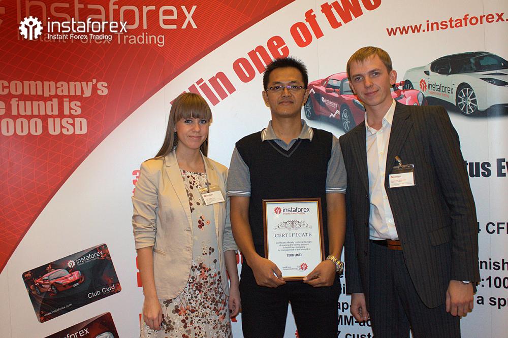 InstaForex стала участником IV выставки ShowFx Asia в Сингапуре